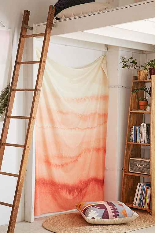 Monika Strigel For DENY Within The Tides Tapestry,CORAL,ONE SIZE