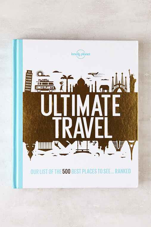Ultimate Travel: The 500 Best Places On The Planet... Ranked By Lonely Planet,ASSORTED,ONE SIZE