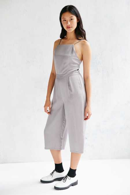 Native Youth Culotte Jumpsuit