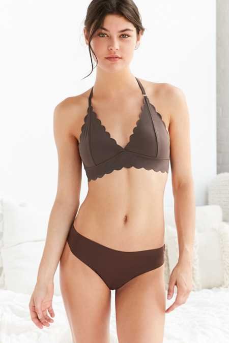 Out From Under Sierra Scallop Fusion Bra
