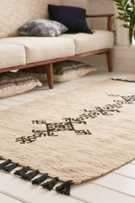 Magical Thinking Esma Printed Rag Rug