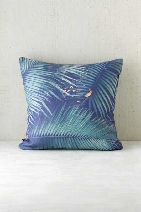 Catherine McDonald For DENY Rainforest Floor Pillow