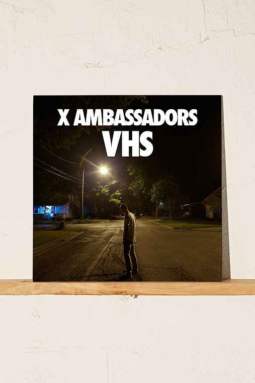 X Ambassadors - VHS LP,BLACK,ONE SIZE