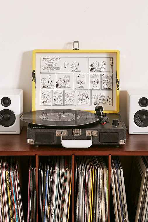 Crosley Peanuts Cruiser Record Player Urban Outfitters
