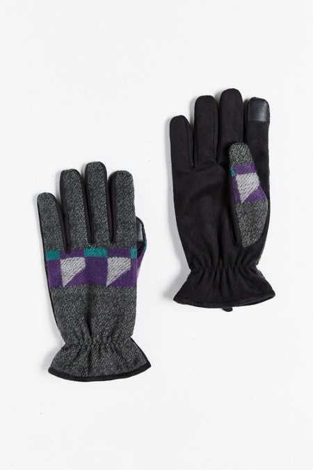 UO Pattern Woven Glove