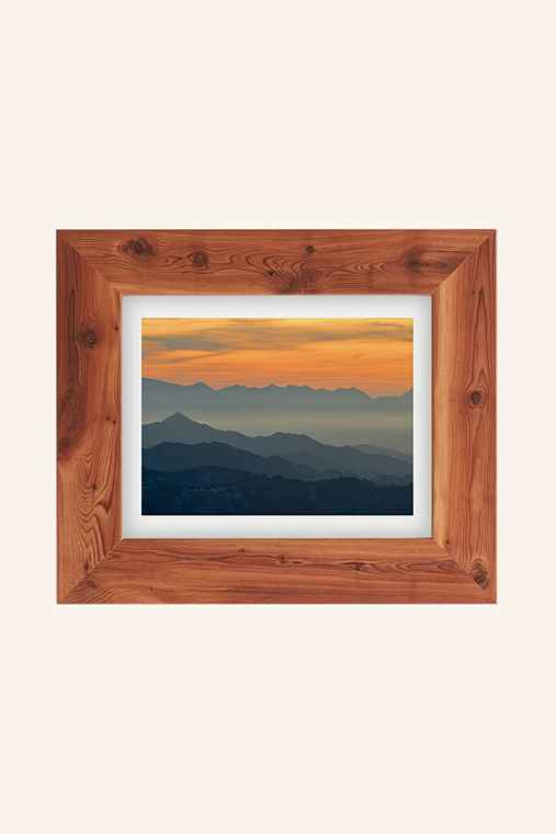 Guido Montanes Sunset Mountains Art Print,CEDAR,40X60