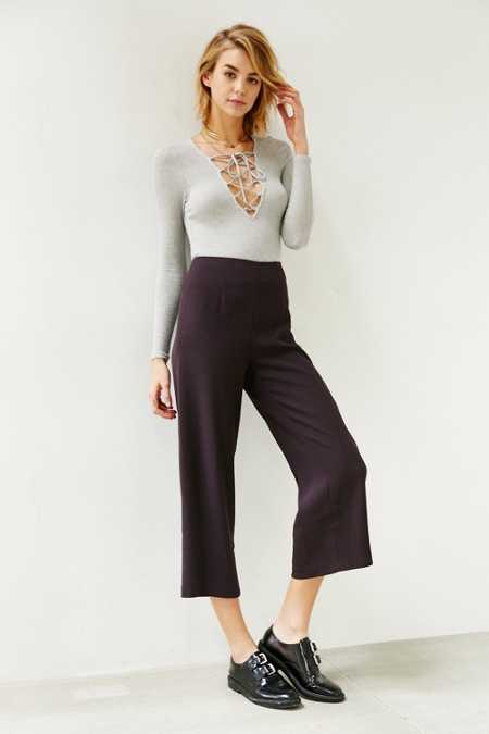 Silence + Noise Anabel Trouser