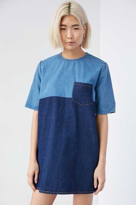The Fifth Label Downtown Denim Dress