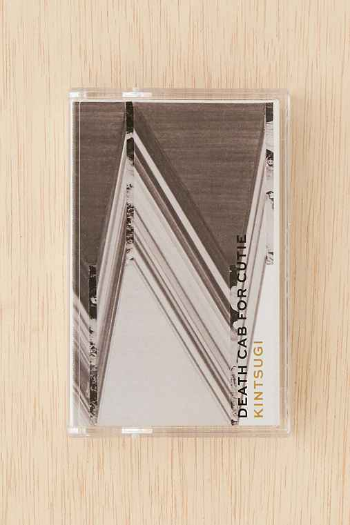 Death Cab For Cutie - Kintsugi Cassette Tape,IVORY,ONE SIZE