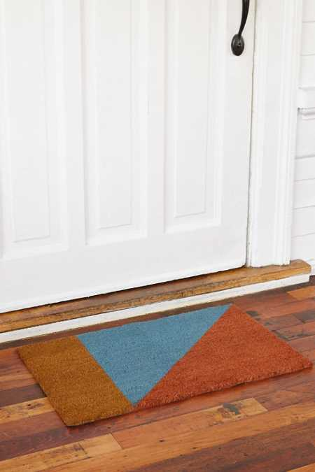 Assembly Home Glen Graphic Coir Doormat
