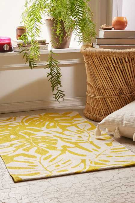 Assembly Home Leola Botanical Printed Rug