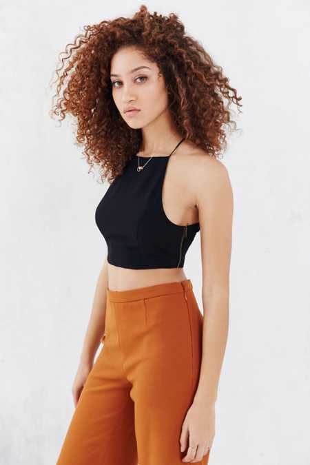Lucca Couture Cropped Cami