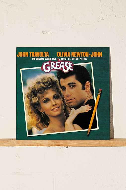 Various Artists - Grease Original Soundtrack,BLACK,ONE SIZE