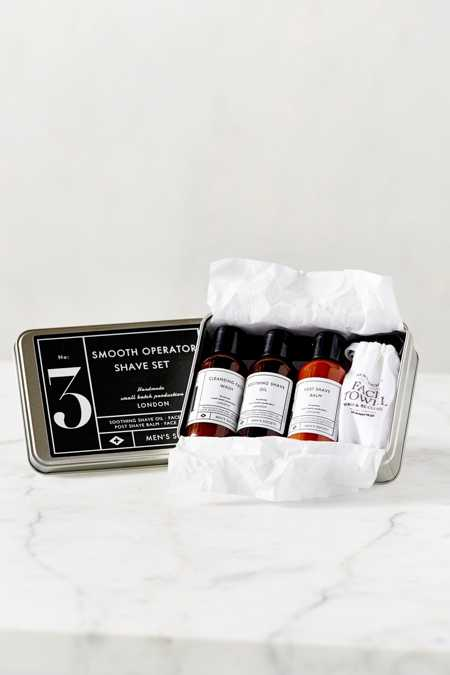 Men's Society No. 3 Shave Kit