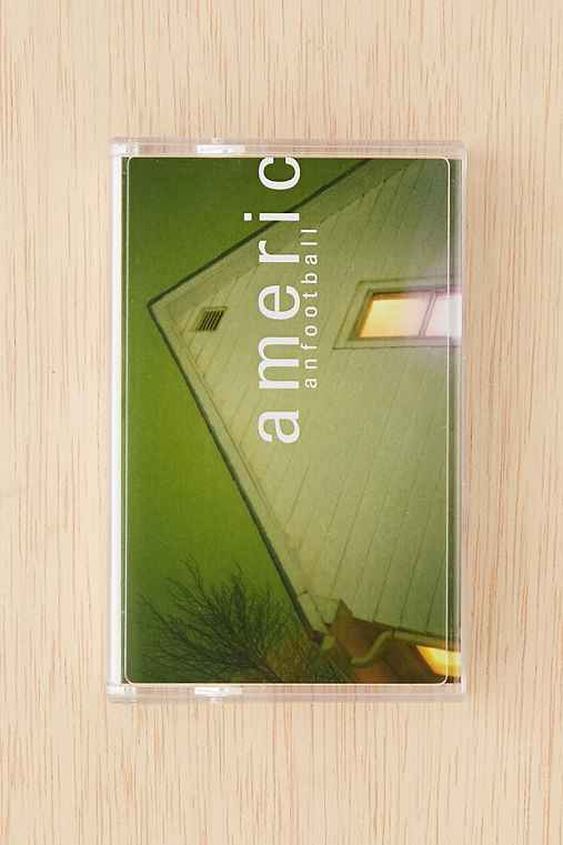 American Football - American Football Cassette Tape,ASSORTED,ONE SIZE