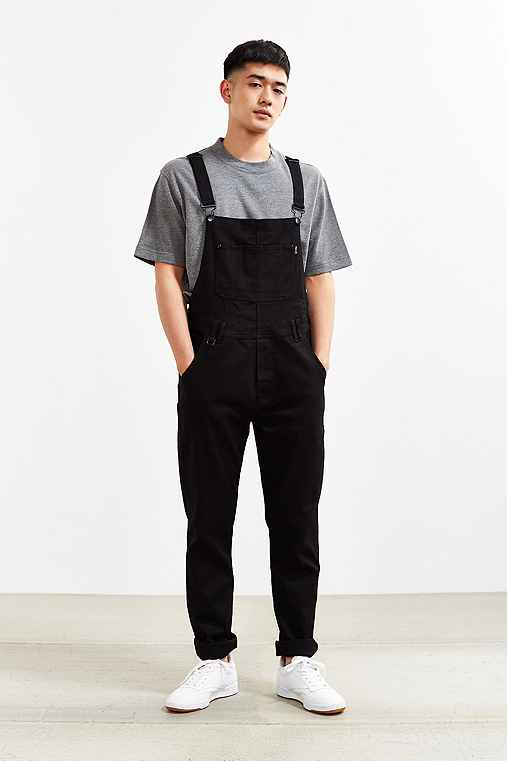 Publish Sawyer Overall,BLACK,36