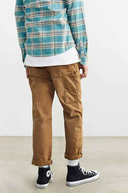 CPO Washed Twill Carpenter Pant