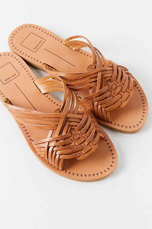 Dolce Vita Jacey Huarache Slide - Urban Outfitters