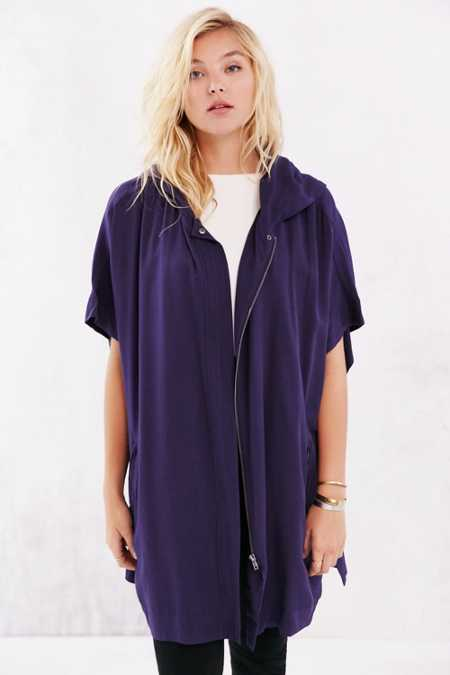 BB Dakota Madeline Poncho Jacket