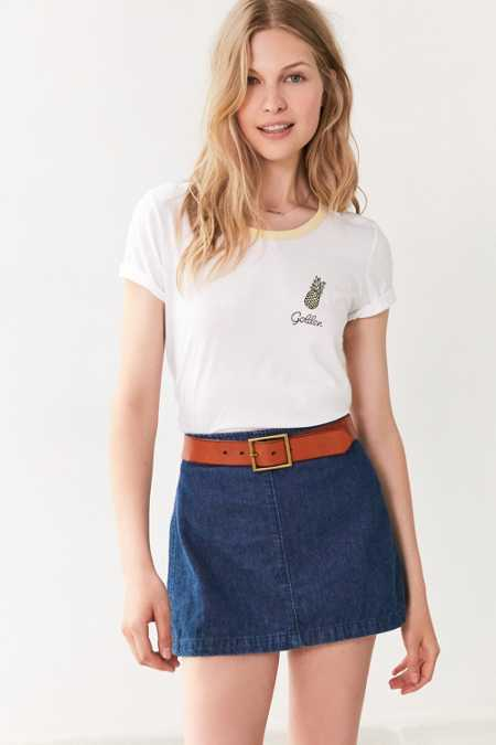 Truly Madly Deeply Fresh Ringer Tee