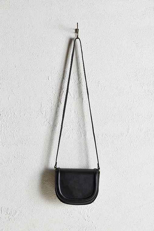 BDG Mini Saddle Bag,BLACK,ONE SIZE