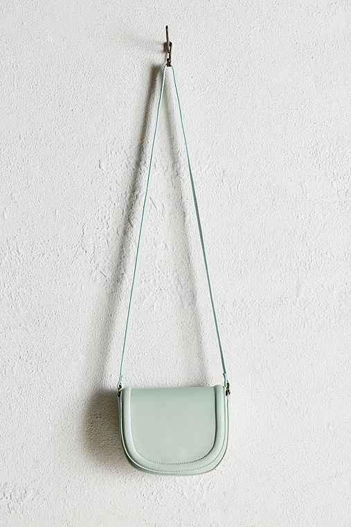BDG Mini Saddle Bag,GREEN,ONE SIZE
