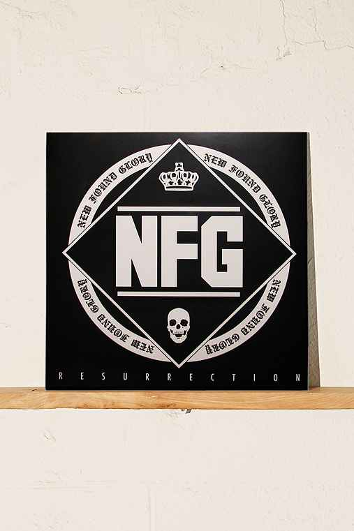 New Found Glory - Resurrection: Ascension 2XLP,BLACK,ONE SIZE