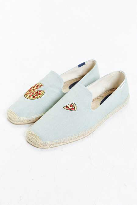 Soludos X Jason Polan Pizza Slip-On Shoe