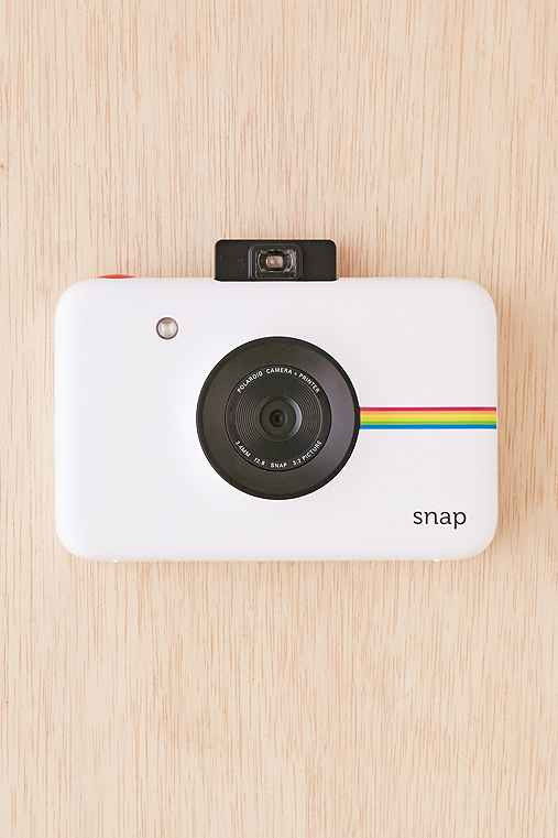 Polaroid Instant Snap Digital Camera,WHITE,ONE SIZE