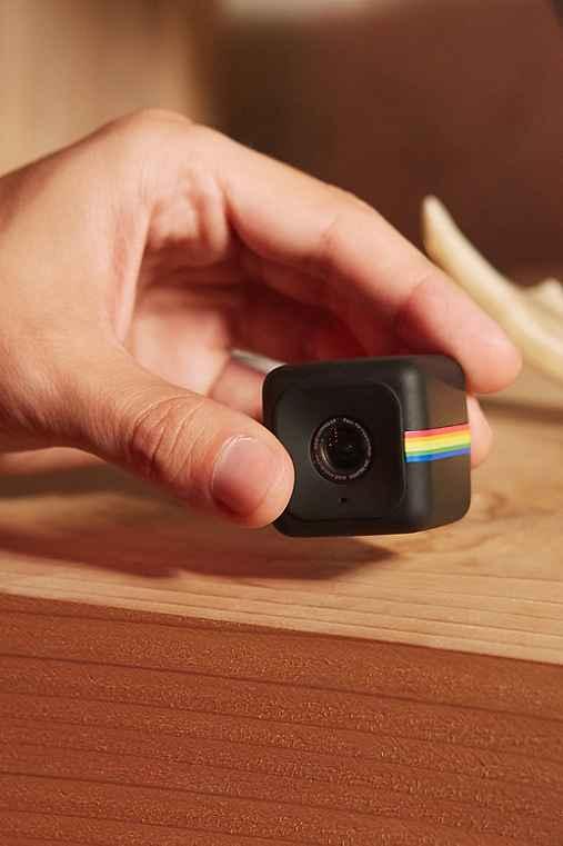 Polaroid CUBE Action Camera,BLACK,ONE SIZE