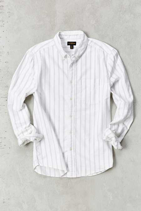 CPO Striped Oxford Button-Down Shirt