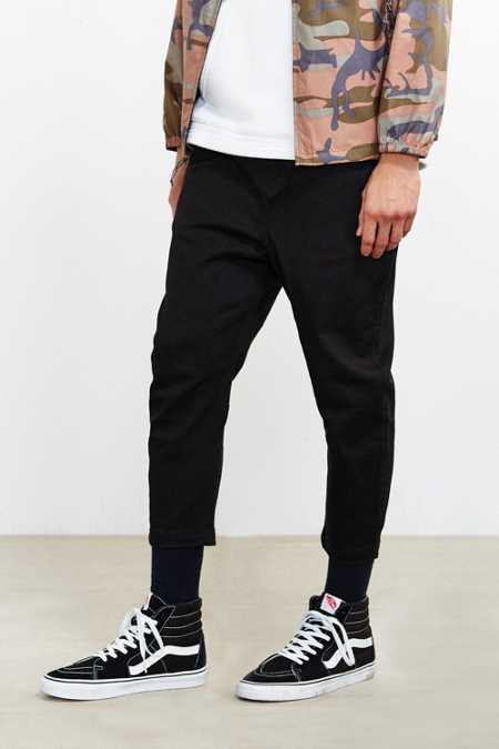 Publish Slash Cropped Pant