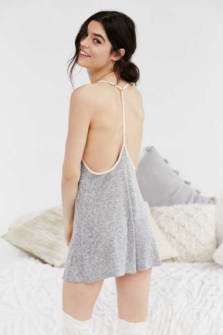 Out From Under Rachel Knit Romper