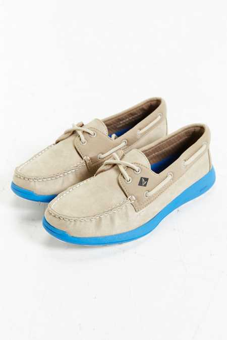 Sperry Sojourn 2-Eye Boat Shoe