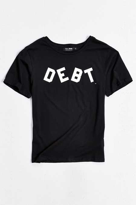 Skim Milk Debt Tee