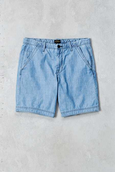CPO Glover Chambray Short