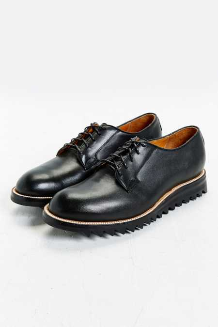 Yuketen Derby Ripple Sole Shoe