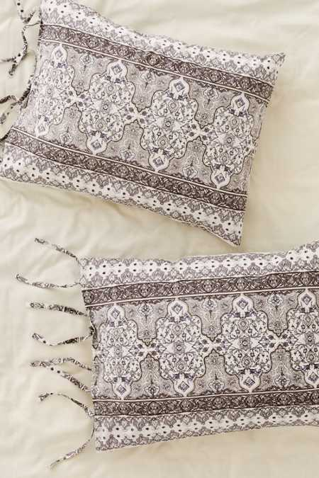 Plum & Bow Anza Tiled Sham Set