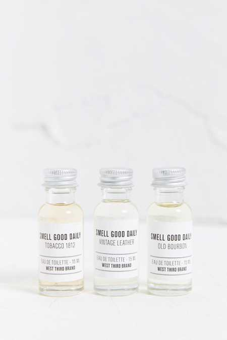 West Third Brand Smell Good Daily Collection Set Eau De Toilette