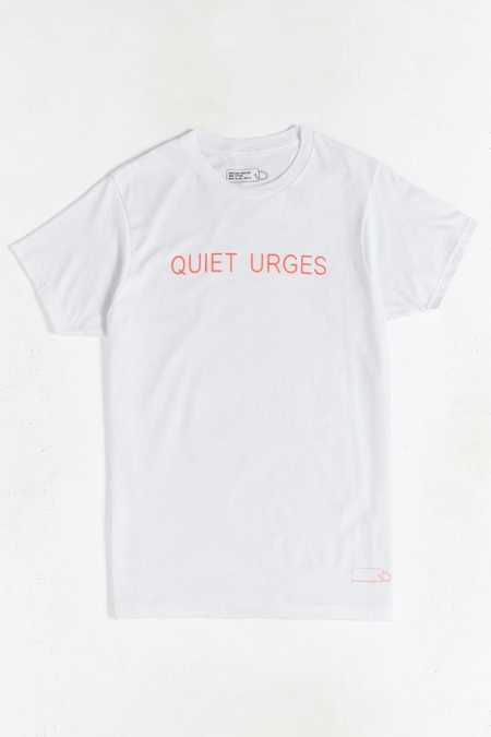 Various Keytags X UO Quiet Urges Tee