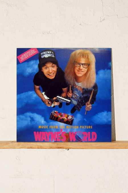 Various Artists - Music From The Motion Picture Wayne's World LP