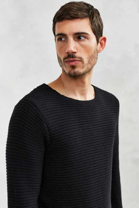 Neuw Johnny Knit Crew-Neck Sweater