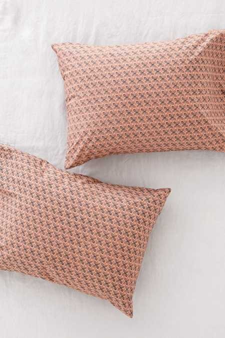Magical Thinking Orolia Mod Floral Pillowcase Set