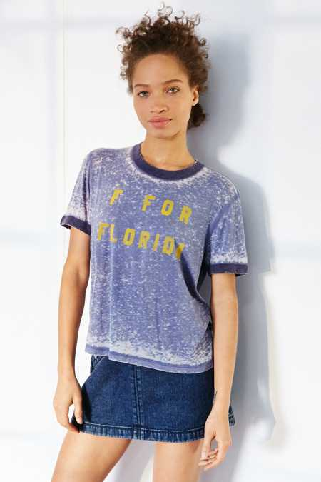 Truly Madly Deeply Letters Of Cities Ringer Tee