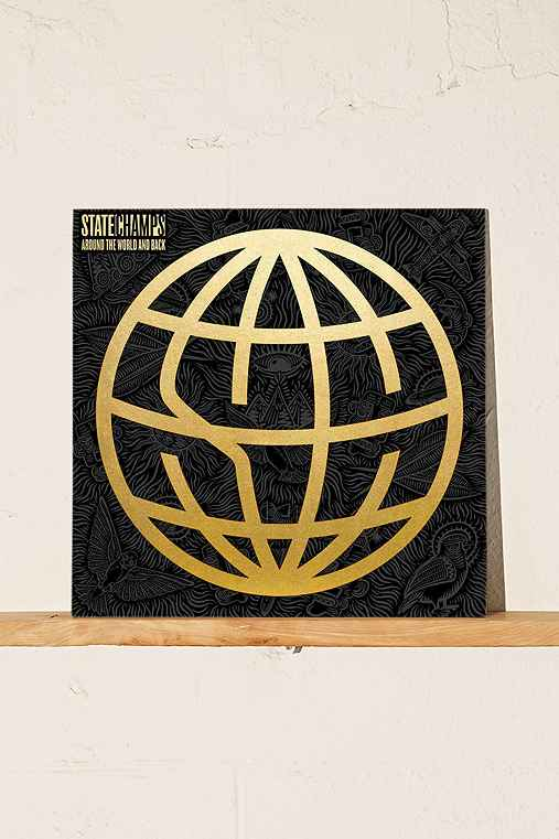 State Champs - Around The World And Back LP,ASSORTED,ONE SIZE