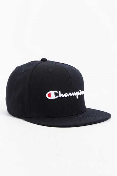 Champion Script Baseball Hat