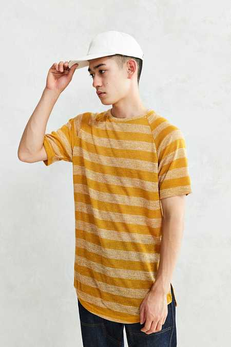 Publish Rojan Stripe Knit Tee