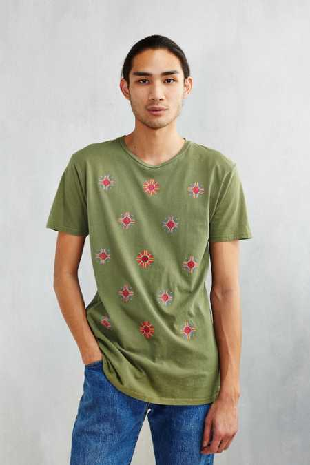 OBEY Sun Bloom Tee