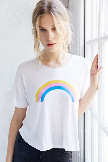 Truly Madly Deeply Rainbow Tee