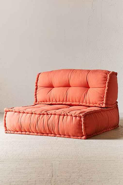 Reema Floor Cushion,BLUSH,ONE SIZE